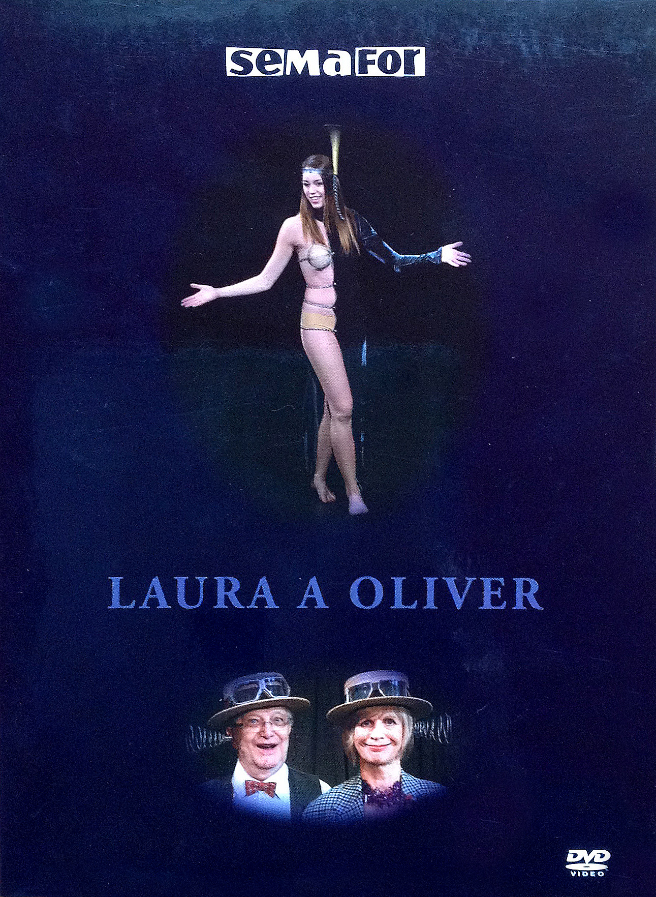 Laura a Oliver